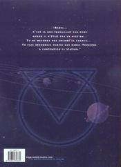 Babel t.1 ; le chemin des étoiles - 4ème de couverture - Format classique