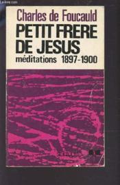 Petit frere de jesus - Couverture - Format classique