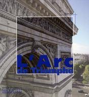 L'Arc de triomphe de l'Etoile - Intérieur - Format classique