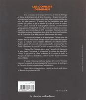 Combats d emmaus - 4ème de couverture - Format classique