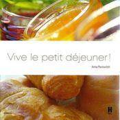 Vive Le Petit Dejeuner - Intérieur - Format classique