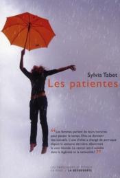 telecharger Les patientes livre PDF/ePUB en ligne gratuit