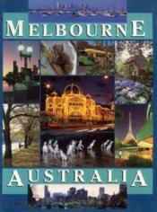 Melbourne, Australia - Couverture - Format classique
