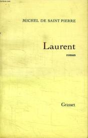 Laurent. - Couverture - Format classique