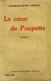Le Coeur De Poupette. - Couverture - Format classique