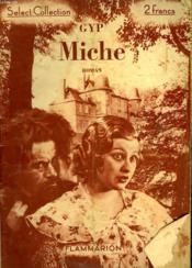 Miche. Collection : Select Collection N° 50 - Couverture - Format classique