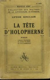 La Tete D'Holopherne. - Couverture - Format classique