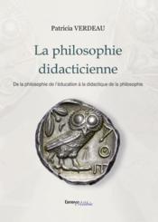 La philosophe didactitienne - Couverture - Format classique