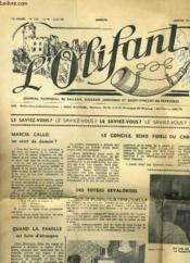 L'OLIFANT 14e ANNEE N°102 - MACEL CALLO, UN SAINT DE DEMAIN? - CUBA ET CHRETIENS - DEGELER LA LITURGIE... - Couverture - Format classique