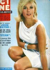Cine Revue Tele-Revue - 45e Annee - N° 10 - Sylvia - Couverture - Format classique