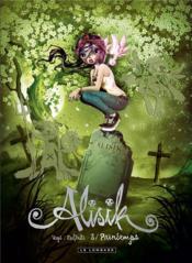 Alisik t.3 ; printemps - Couverture - Format classique