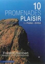 10 promenades plaisir - Couverture - Format classique