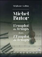 Michel Butor - Couverture - Format classique
