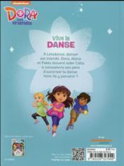 Vive la danse - 4ème de couverture - Format classique