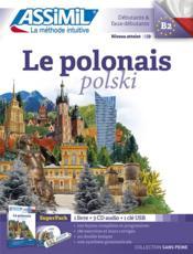 Le polonais ; débutants et faux-débutants B2 - Couverture - Format classique