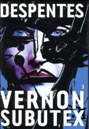 Vernon Subutex t.3 - Couverture - Format classique