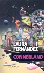 Connerland - Couverture - Format classique