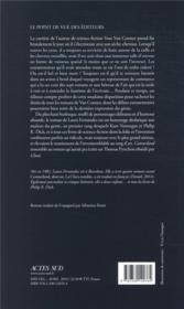 Connerland - 4ème de couverture - Format classique