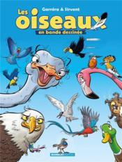 Les oiseaux en bande dessinée t.1 - Couverture - Format classique