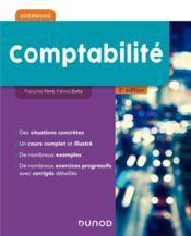 Comptabilité (2e édition) - Couverture - Format classique