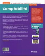 Comptabilité (2e édition) - 4ème de couverture - Format classique