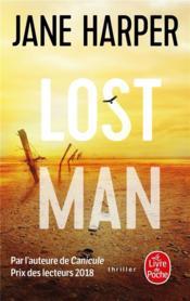 Lost man - Couverture - Format classique