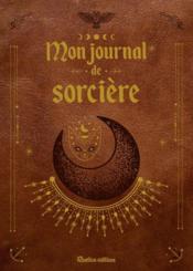 Mon journal de sorcière - Couverture - Format classique