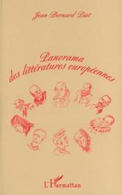 Panorama Des Litteratures Europeennes - Couverture - Format classique