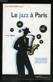 Le Jazz A Paris - Couverture - Format classique