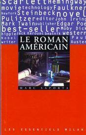 Le roman americain - Intérieur - Format classique