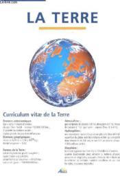 La terre - Couverture - Format classique