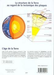 La terre - 4ème de couverture - Format classique