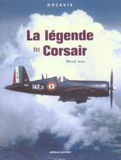 La legende des corsair - Intérieur - Format classique