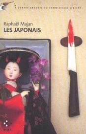 Les Japonais ; une contre-enquête du commissaire Liberty - Intérieur - Format classique