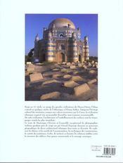 Decors d'islam - 4ème de couverture - Format classique