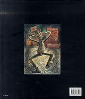 George Grosz ; Berlin-New York - 4ème de couverture - Format classique