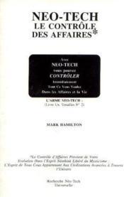 Neo tech, le controle des affaires - Couverture - Format classique