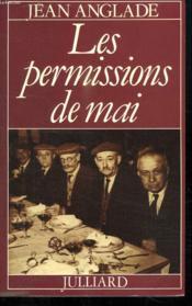 Les Permissions De Mai. - Couverture - Format classique