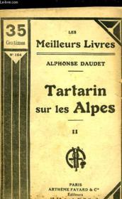 Tartarin Sur Les Alpes - Tome 2 - Couverture - Format classique