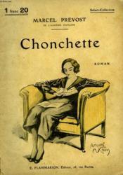 Chonchette. Collection : Select Collection N° 87 - Couverture - Format classique