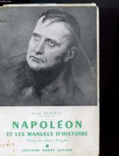 Napoleon Et Les Manuels D'Histoire - Couverture - Format classique