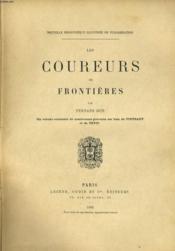 Les Coureurs De Frontieres - Couverture - Format classique