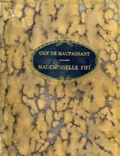 Mlle Fifi - Couverture - Format classique