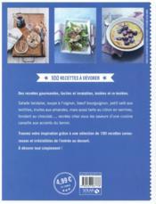 Cuisine bistrot à la maison - 4ème de couverture - Format classique