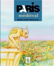 Paris médiéval - Couverture - Format classique