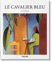 Le cavalier bleu - Couverture - Format classique