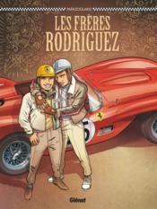 Les frères Rodriguez - Couverture - Format classique