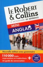 LE ROBERT & COLLINS ; MINI ; anglais - Couverture - Format classique