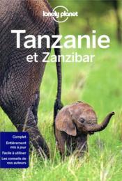 Tanzanie et Zanzibar (4e édition) - Couverture - Format classique