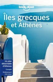 Îles grecques et Athènes (11e édition) - Couverture - Format classique